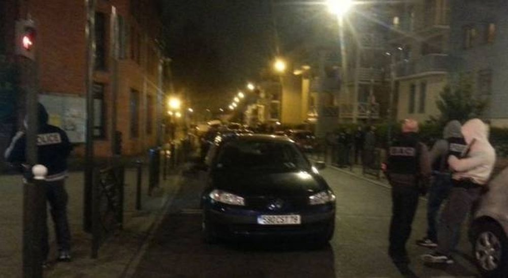 Επιχείρηση της αντιτρομοκρατικής στο Παρίσι - Συνελήφθη ύποπτος για τρομοκρατία