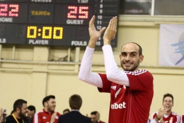 MVP ο Σουλτανόπουλος