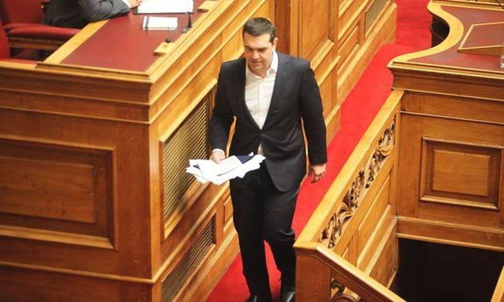 Απίστευτο: Ο Τσίπρας αντέγραψε τη «Μαύρη Βίβλο» της Κωνσταντοπούλου