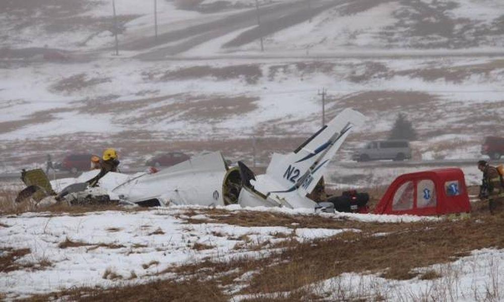 Τραγωδία στον Καναδά: Συντριβή αεροπλάνου με εφτά νεκρούς (pic)