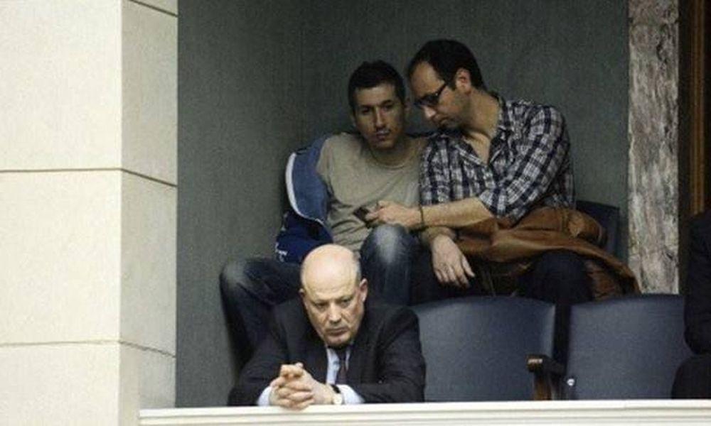 Στη Βουλή ο Διαμαντίδης!