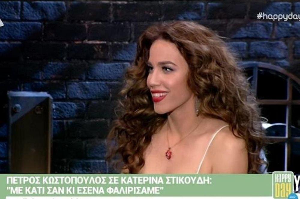 Απίστευτη ατάκα Κωστόπουλου σε Στικούδη: «Με κάτι σαν εσένα φαλιρίσαμε!» (video)