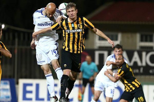 Καλλονή - ΑΕΚ 0-0: Τα επίσημα στιγμιότυπα (video)