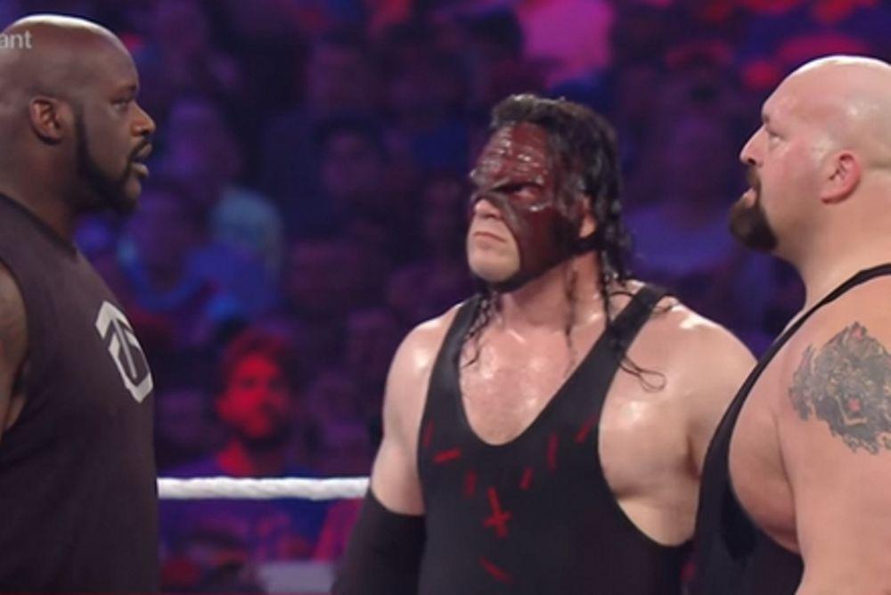 Σακίλ Ο 'Νίλ εναντίον Big Show! (videos)