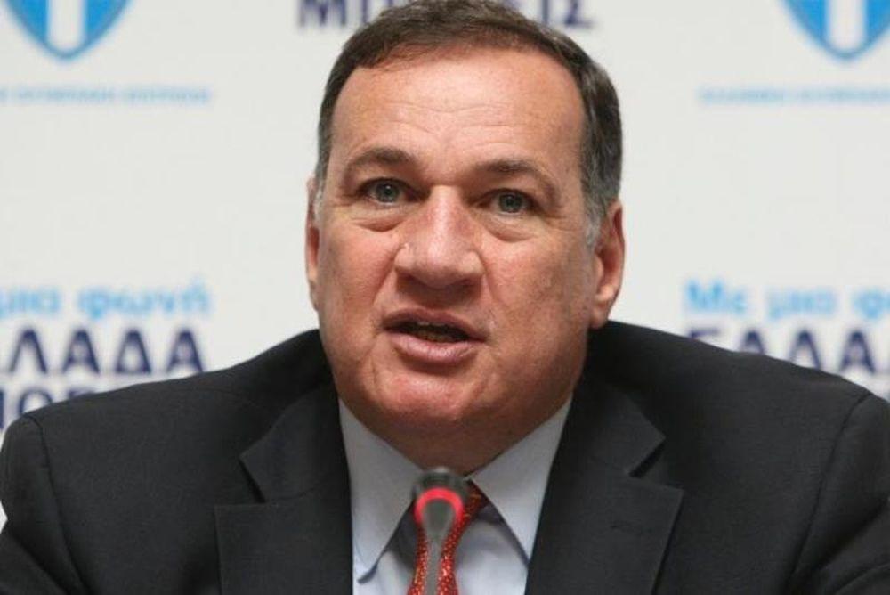 Καπράλος: «Λύση στο Grexit, αλλιώς κίνδυνος και για τους Ολυμπιακούς Αγώνες»!