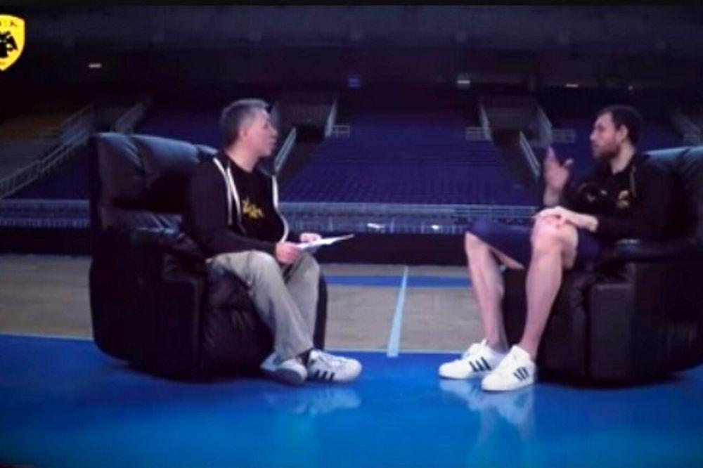 Μαυροκεφαλίδης: «Γιατί όχι πρωτάθλημα;» (video)