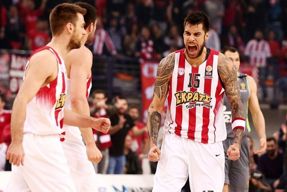 Basket League: Ορίστηκε το ματς του Ολυμπιακού με το Ρέθυμνο