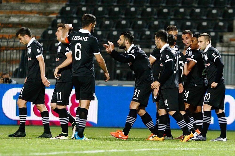ΠΑΟΚ – Λεβαδειακός 2-0: Τα γκολ του αγώνα (video)