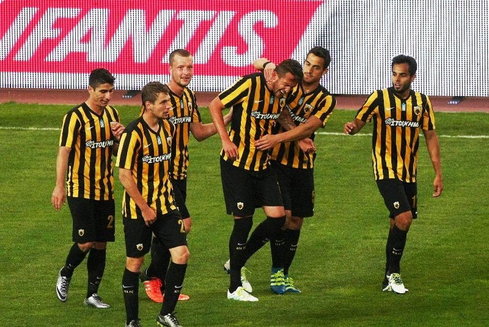 ΑΕΚ – Πανιώνιος 2-0: Τα επίσημα highlights (video)