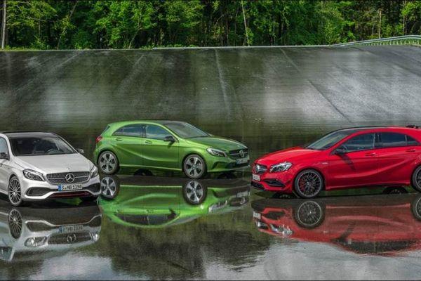 Νέα Mercedes A-Class: Πιο ολοκληρωμένη από ποτέ