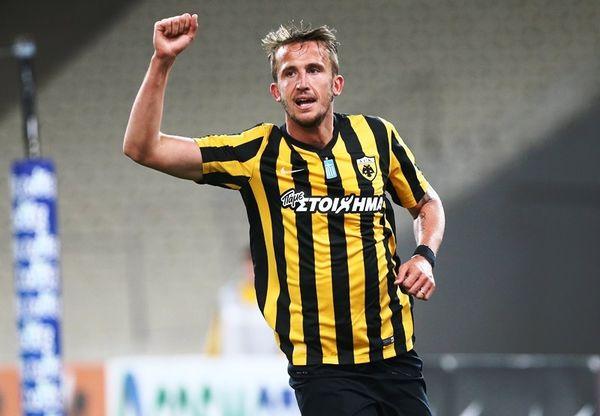 Πέκχαρτ: «Από τα καλύτερα γκολ της καριέρας μου»
