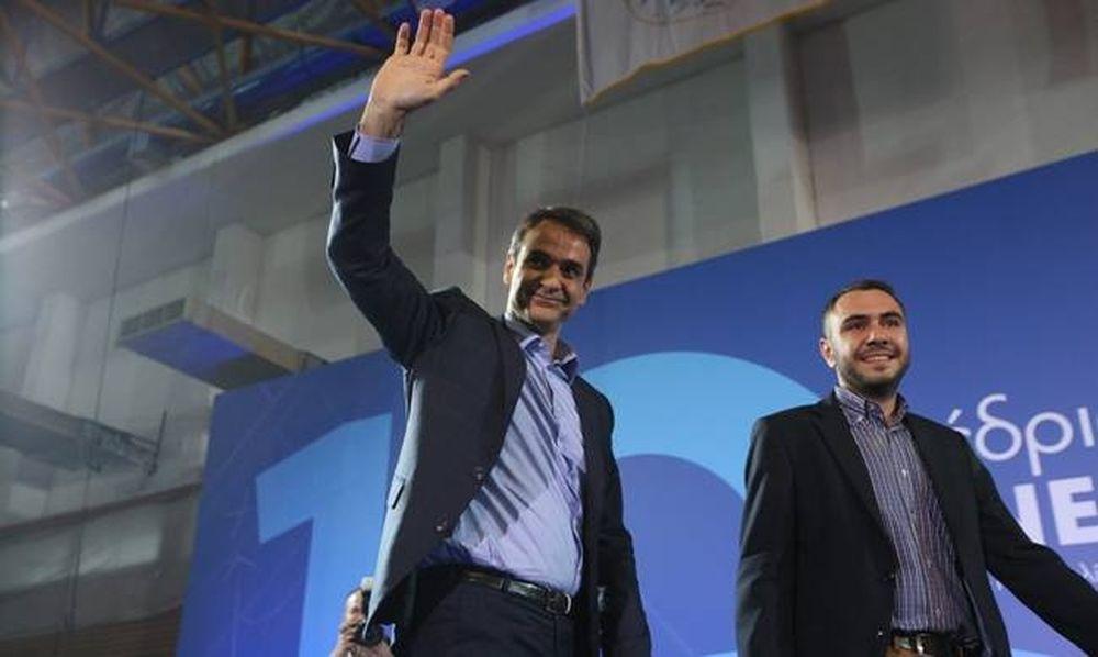 Μητσοτάκης: Διώξτε τώρα την παρωδία ΣΥΡΙΖΑ-ΑΝΕΛ!