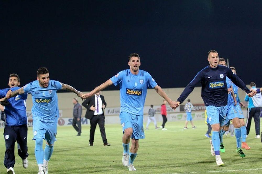 Ξάνθη - ΠΑΣ Γιάννινα 0-1: Τα highlights του αγώνα (video)
