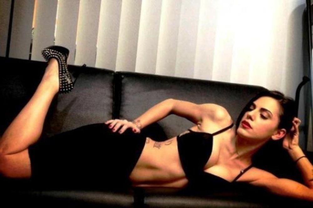 Οι ποδάρες της Ελισάβετ Σπανού (video)