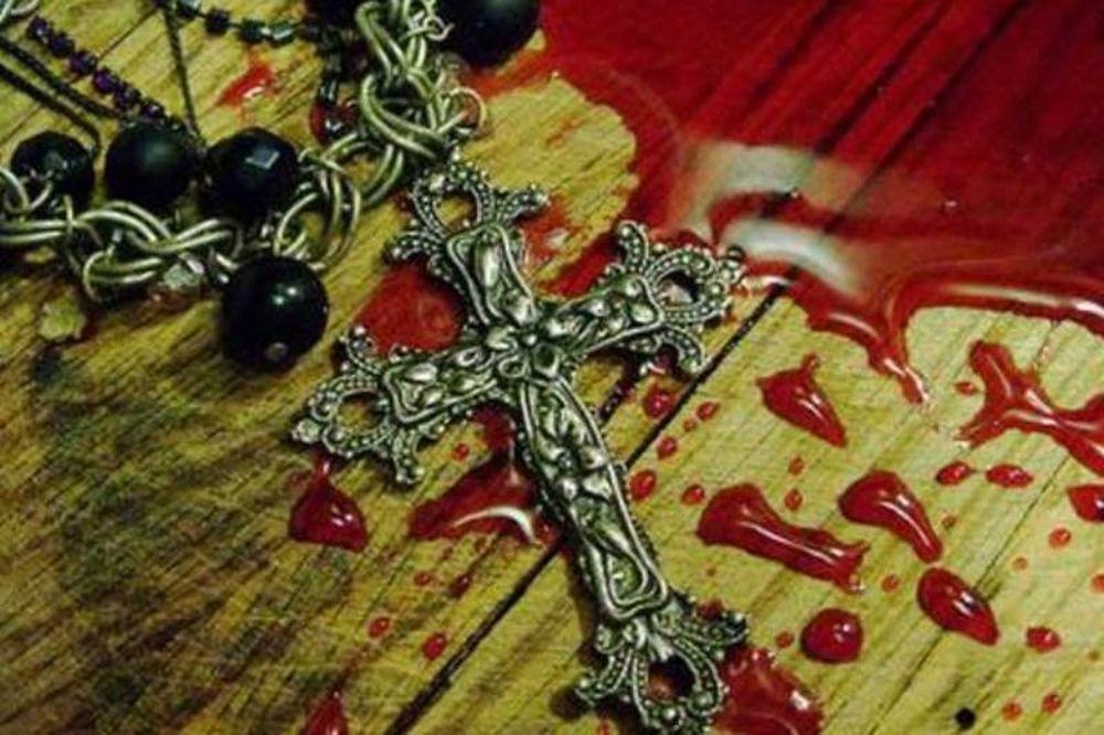 Μάτωσε Σταυρός σε εκκλησία στην Ουκρανία