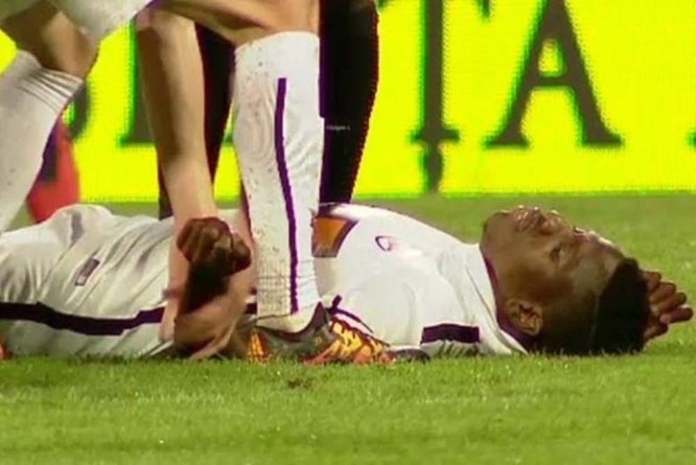Νεκρός ο παίκτης που κατέρρευσε στη Ρουμανία! (video)