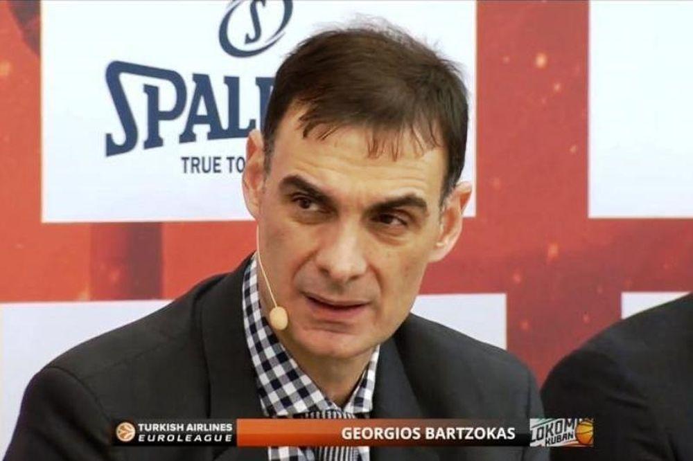 Η ατάκα του Ομπράντοβιτς που αποκάλυψε ο Μπαρτζώκας!