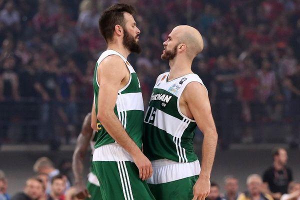 Ολυμπιακός - Παναθηναϊκός 81-83: «Άλωσαν» το ΣΕΦ οι «πράσινοι»