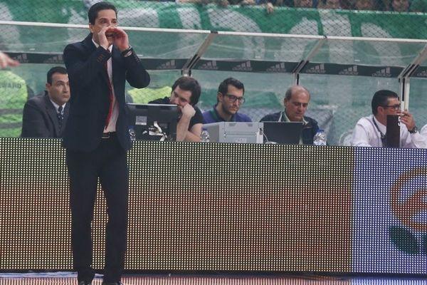 Σφαιρόπουλος: «Συγγνώμη στον κύριο Πεδουλάκη»