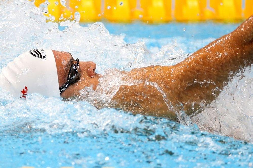 Στον τελικό η εθνική ανδρών στα 4Χ100μ. μικτή ομαδική