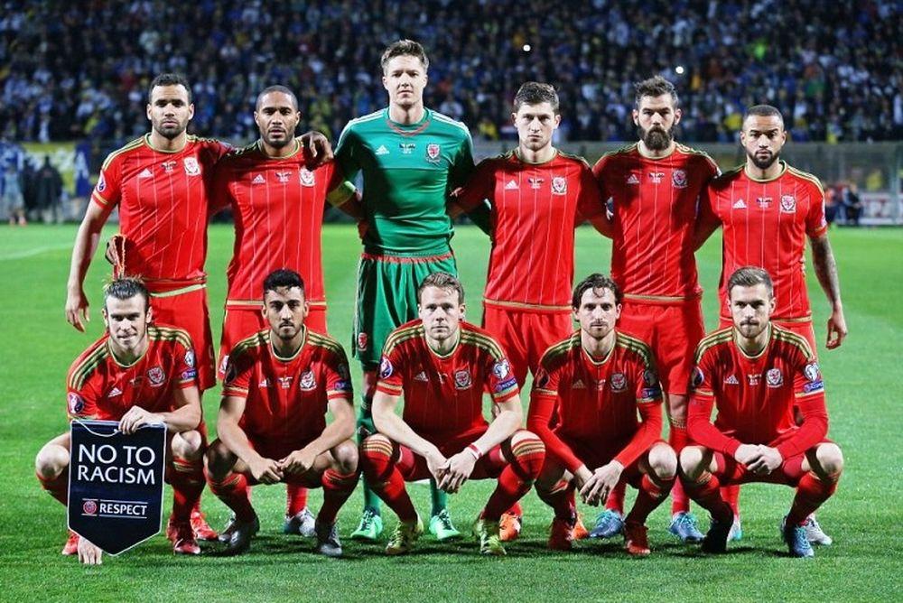 Euro 2016: Η αποστολή της Ουαλίας