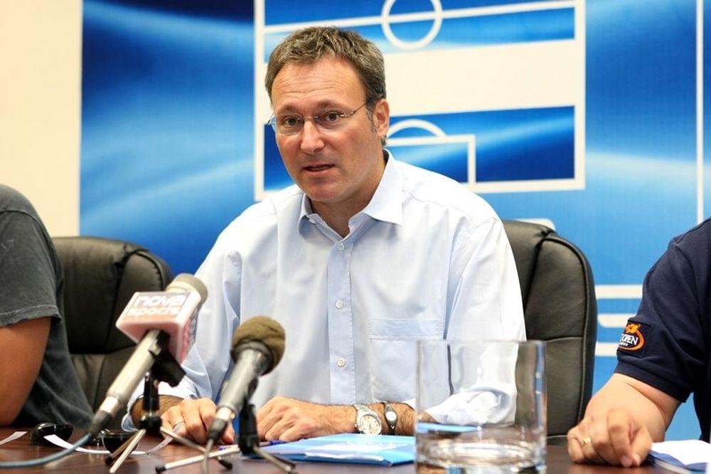Έλληνας παράγοντας από την Super League έγινε Γενικός Διευθυντής του Champions League!