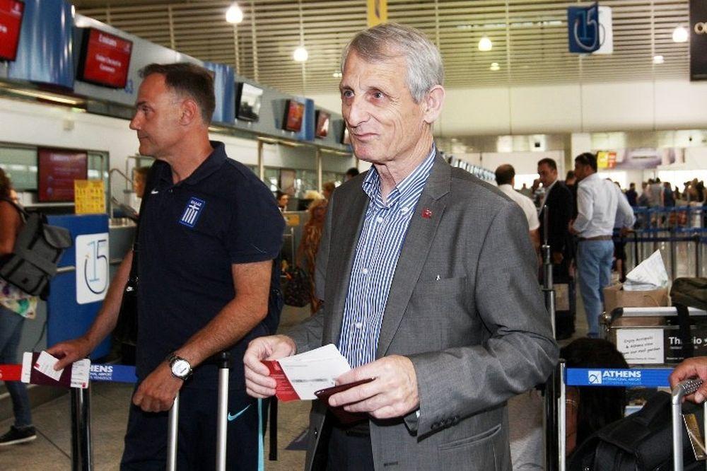 Γκιρτζίκης: «Οι Έλληνες του εξωτερικού μας τιμούν περισσότερο»