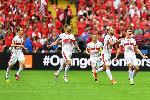 Euro 2016: Αλβανία – Ελβετία 0-1: Μία γκάφα ήταν αρκετή!