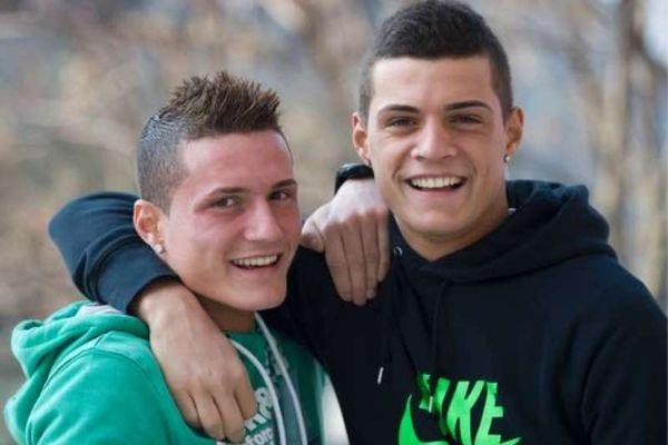 Euro 2016: Έγραψαν ιστορία τα αδέρφια Τζάκα