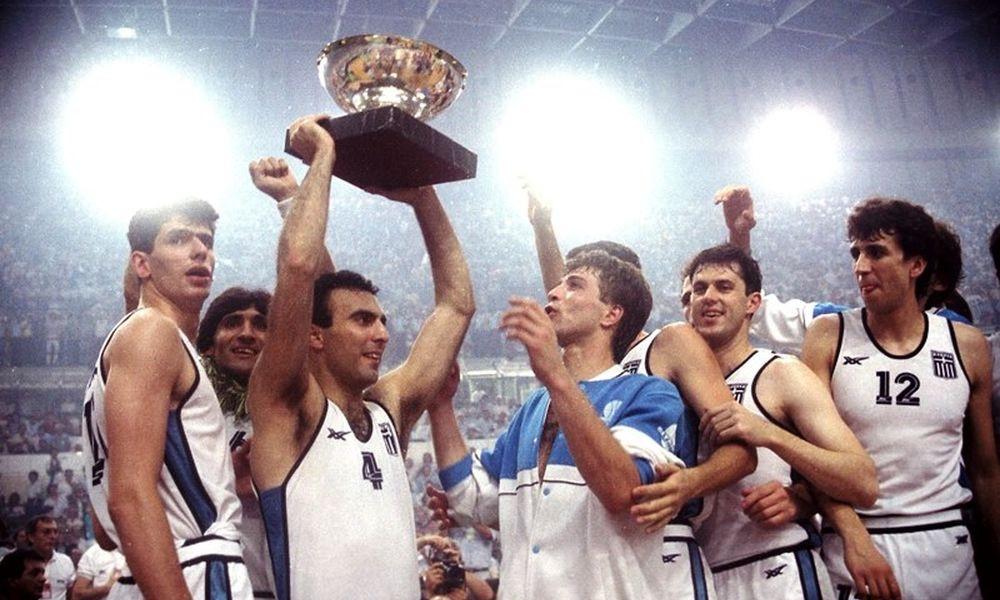 Ολόκληρος ο τελικός του Ευρωμπάσκετ του '87! (video)