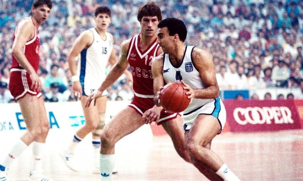Οι 40 πόντοι του Γκάλη στον τελικό του Ευρωμπάσκετ (video)