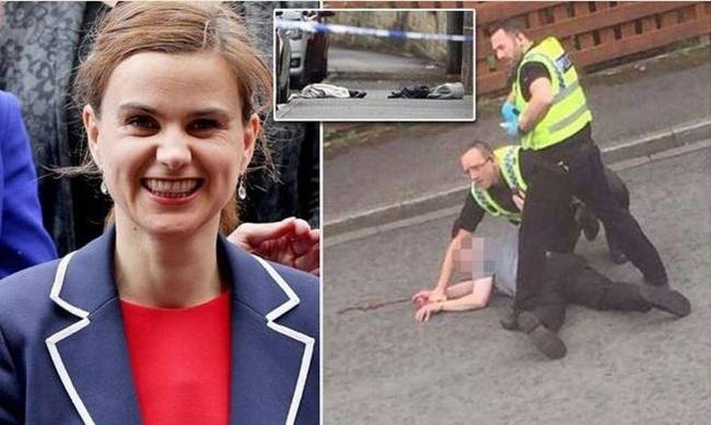 Νεκρή η Βρετανίδα βουλευτής που δέχτηκε επίθεση από οπαδό του Brexit