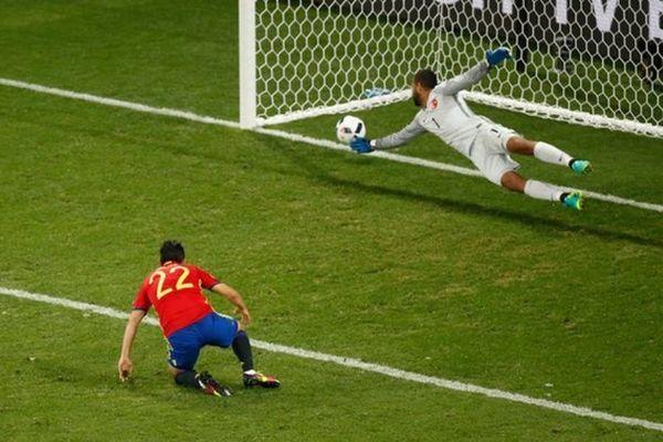 Euro 2016: Το γκολ του Νολίτο στους Τούρκους (video)