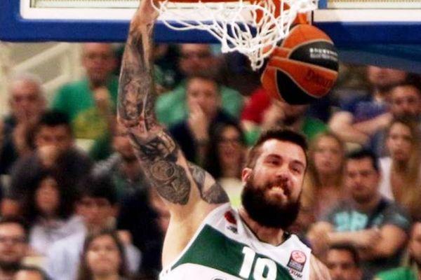 Ραντούλιτσα: «Έπαιξα το καλύτερο μπάσκετ της καριέρας μου στον Παναθηναϊκό»