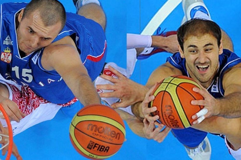 Γνωστός παίκτης της Σερβίας τραυματίστηκε με τον πιο αστείο τρόπο!