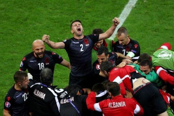 Euro 2016: Το ιστορικό γκολ της Αλβανίας! (video)