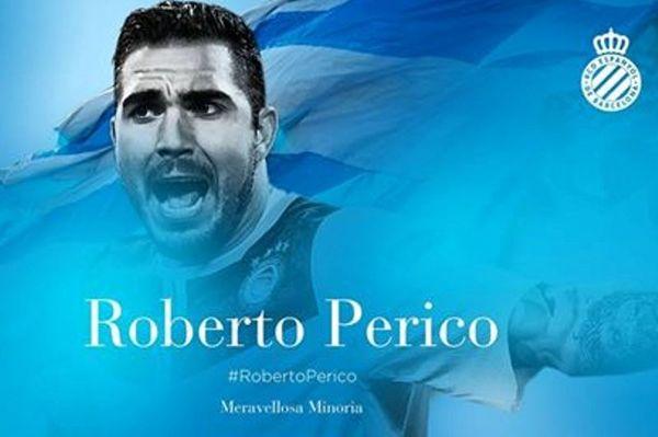 Ολυμπιακός: Ανακοινώθηκε στην Εσπανιόλ ο Ρομπέρτο