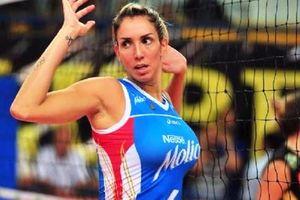 Η πιο καυτή Βραζιλιάνα βολεϊμπολίστρια! (photos)