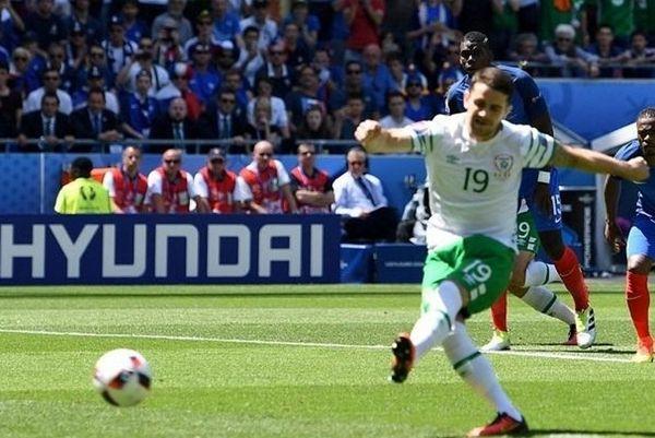 Euro 2016: Το 2ο πιο γρήγορο γκολ ο Μπρέιντι!