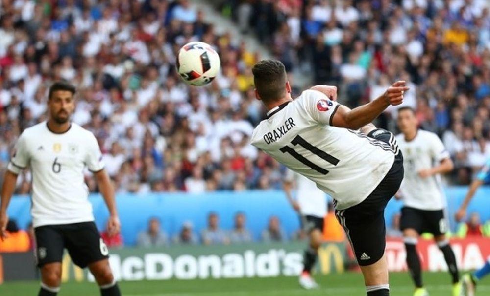 Euro 2016: Ντράξλερ και... 3-0! (video)