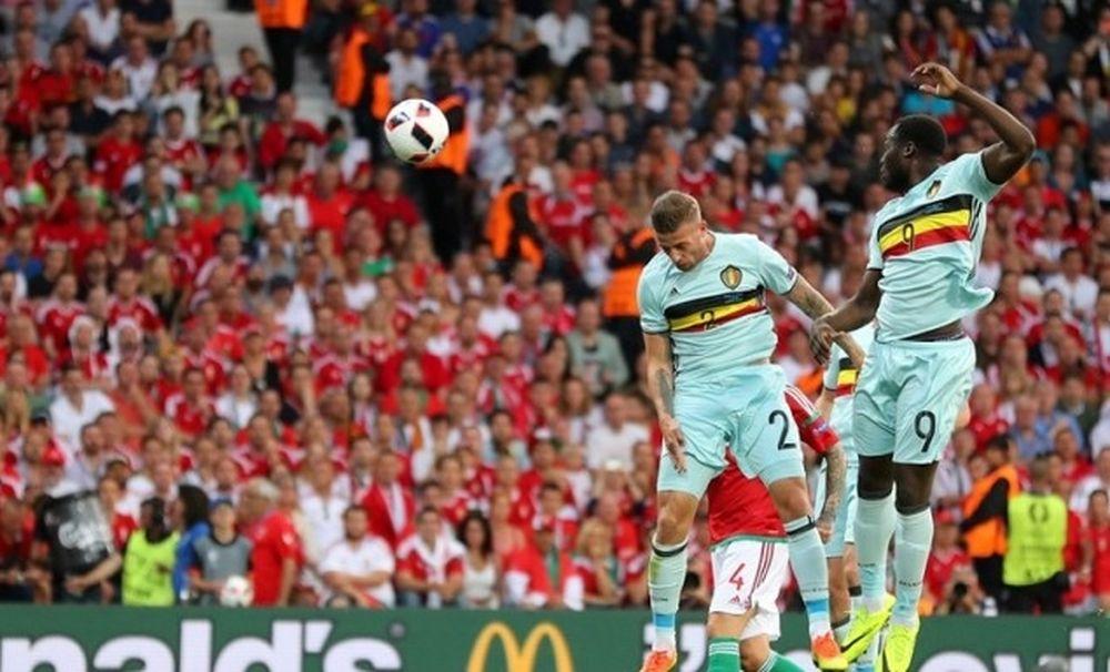 Euro 2016: Το γκολ του Βελγίου (video)