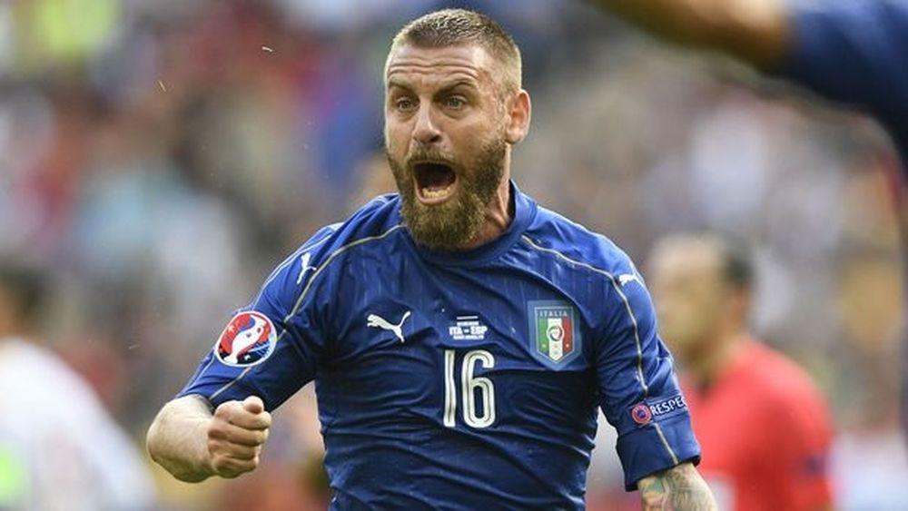 Euro 2016: Λήξη συναγερμού με Ντε Ρόσι
