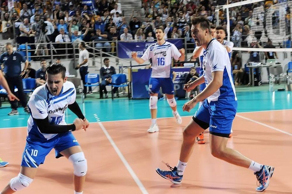 Τρίτη θέση για την εθνική, 3-1 την Κινεζική Ταϊπέι