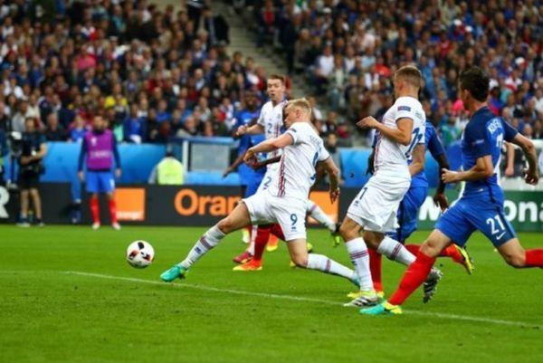 Euro 2016: Μείωσε σε 4-1 η Ισλανδία! (video)