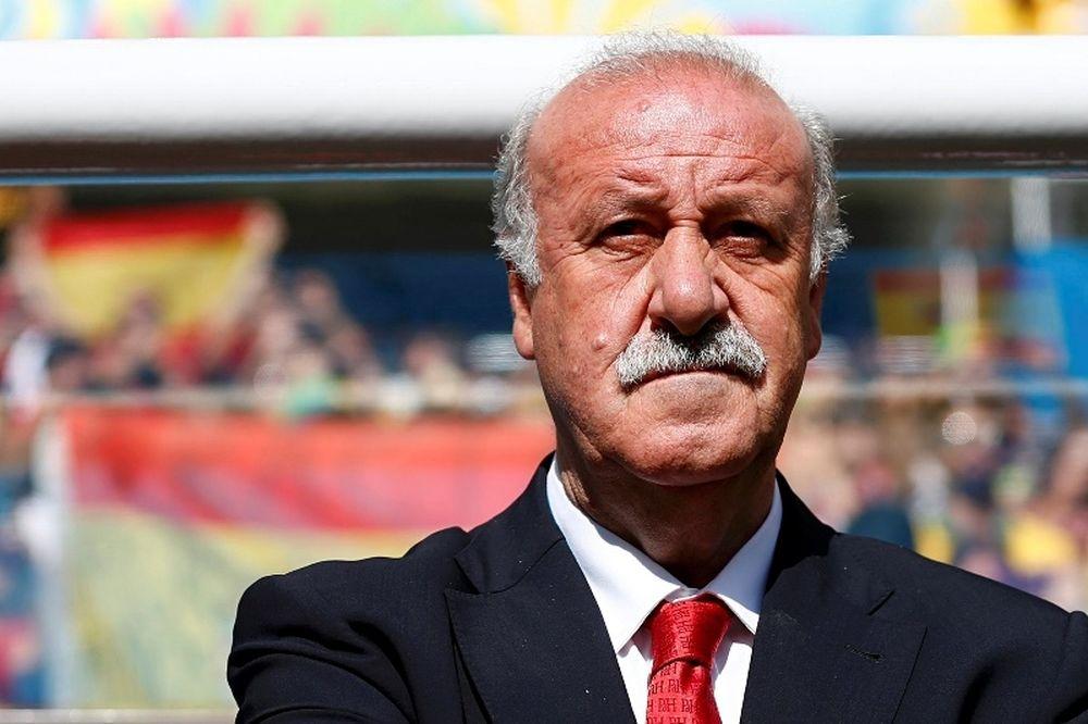 Euro 2016: Τέλος από την Ισπανία ο Ντελ Μπόσκε