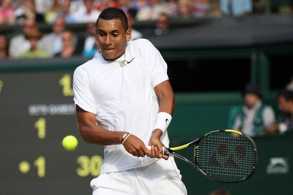 Ο Μάρεϊ απέκλεισε τον Κύργιο στο Wimbledon