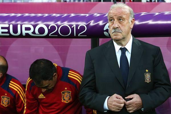 Επισημοποιήθηκε το «αντίο» του Ντελ Μπόσκε στην Εθνική ομάδα