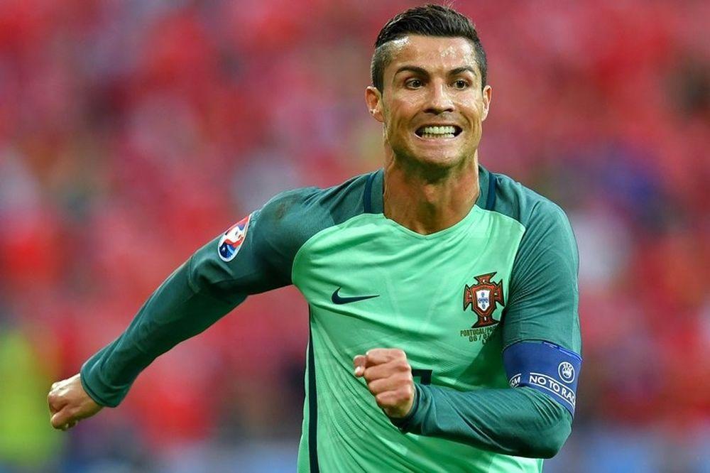 Euro 2016: Πορτογαλία - Ουαλία 2-0: Με οδηγό τον «CR7»
