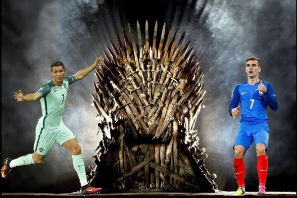 Euro 2016 - Τελικός: Πορτογαλία - Γαλλία: Η μάχη του... θρόνου (photos)