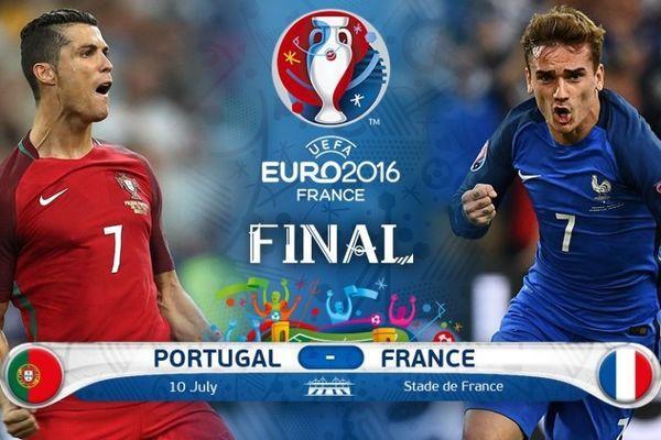 Euro 2016 - Τελικός: Οι ενδεκάδες για Πορτογαλία και Γαλλία (photos)
